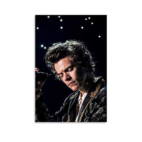 ZJJJK Harry Styles 13 Poster, dekoratives Gemälde, Leinwand, Wandkunst, Wohnzimmer, Poster, Schlafzimmer, Malerei, 30 x 45 cm