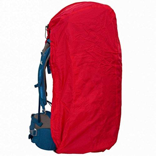 LOWID OUTDOOR® Housse de transport imperméable pour sac à dos < 85 l – 304 g