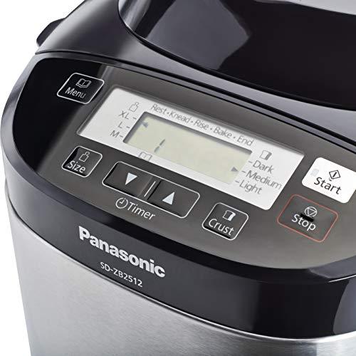 Panasonic Deutschland SD-ZB2512KXE Brotbackautomat - 4