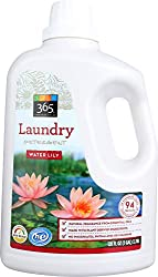 365 Everyday Value, Laundry Detergent, Water Lily, 128 fl oz
