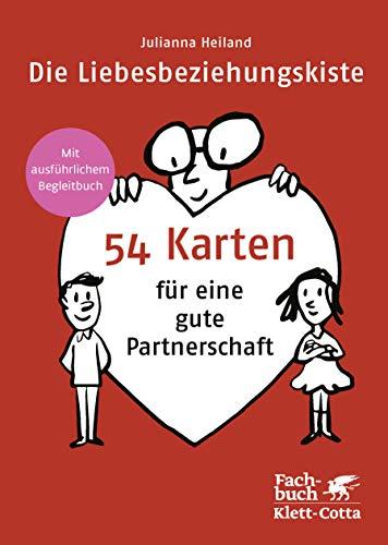 Die Liebesbeziehungskiste: 54 Karten für eine gute Partnerschaft