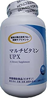 マルチビタミン ミネラル 240粒 ダグラスラボラトリーズ社 UPX PB商品