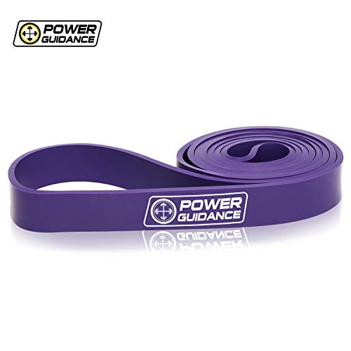 POWER GUIDANCE Widerstandsbänder, Fitnessbänder, Pull Up Resistance Band - Perfekt für Body Stretching, Powerlifting