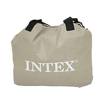 INTEX-Lit gonflable Comfort Plush 2 places