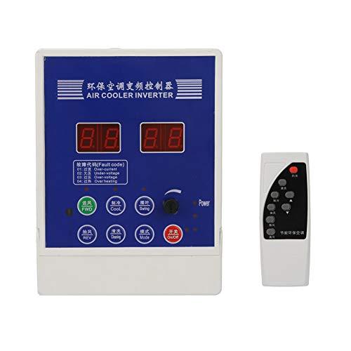 Convertidor de frecuencia variable - AC220V 2.2KW Controlador de convertidor de frecuencia variable con control remoto inalámbrico