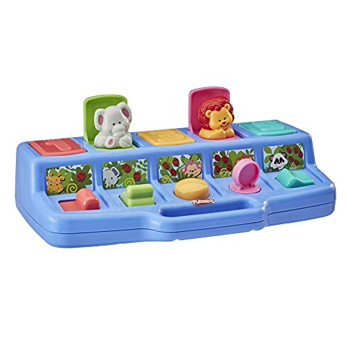 Playskool Poppin' Pals Pop-up Activity...