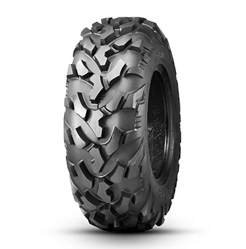 OBOR Riple ATV UTV SxS 25x8x12 Radial Tire, GNCC Champion Tire for All Terrain, 25x8-12...