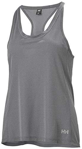 Helly Hansen T-Shirt, Canotta Donna, Ombra Silenziosa, XL
