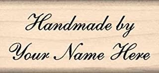 personalized rubber stamps for card making