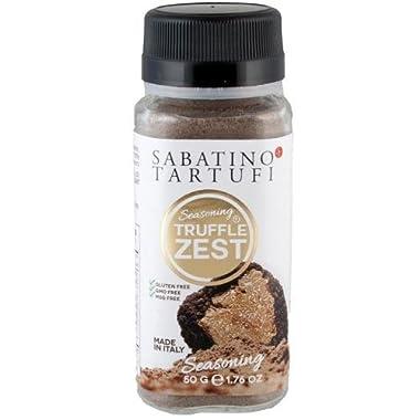 Sabatino Tartufi Truffle Zest Spices, 50 Gram