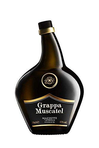 Mazzetti d'Altavilla Grappa Muscatel 0,7l 43%