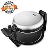Best Belgian Waffle Makers - AICOK Flip Belgian Waffle Maker with Non-Stick Plates Review