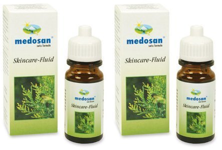 Medosan Thuja Skincare-Fluid, 10 ml (2-er Set)