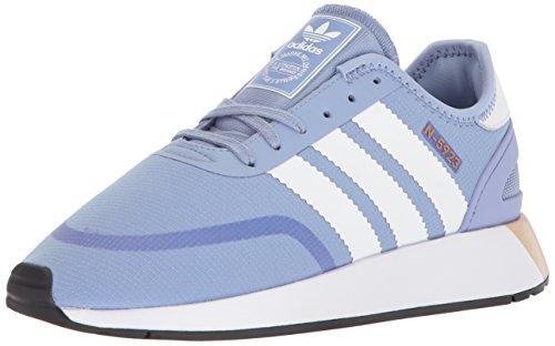 adidas Originals Women's Iniki Runner CLS W Running Shoe, Chalk Blue White, 7 M US
