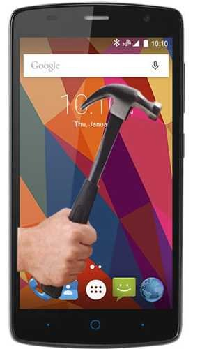 1 Protector Cristal Templado Compatible con Zte Blade L5 / L5 Plus
