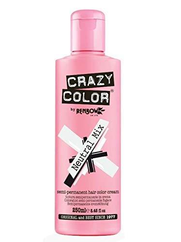 Crazy Color CRC031 Crème à Diluer Neutral Mix