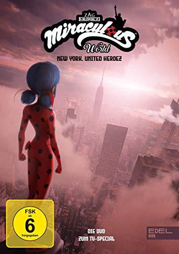 Miraculous World - New York, United Heroez - Die DVD zum TV-Special