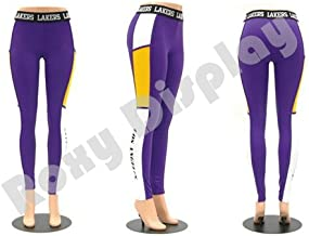 Roxy Display (PS-LG101) Plastic Female Mannequin Brazilian Hips & Legs, Flesh Tone, for pants Display
