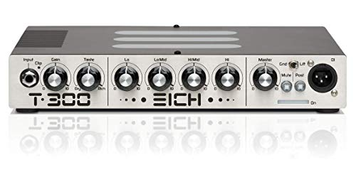 For Sale! EICH T-300 Ultra Compact Extremely Lightweight Amplifier - Soild Sound - Big Sound In A Sm...