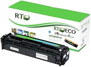 Renewable Toner Compatible Toner Cartridge Replacement for Canon 6271B001AA 131 131H imageCLASS MF8280cw MF8230cn LBP-7110 (Cyan)