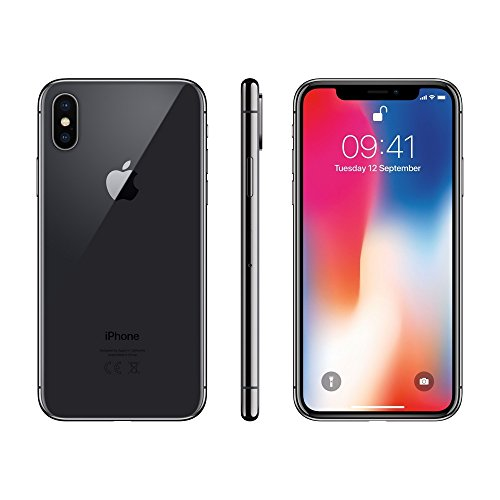 Apple Iphone X 64GB Cinza Espacial