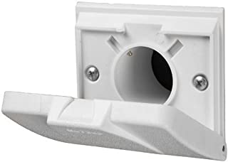 Broan-NuTone 360W Wall Vacuum Inlet, Off White