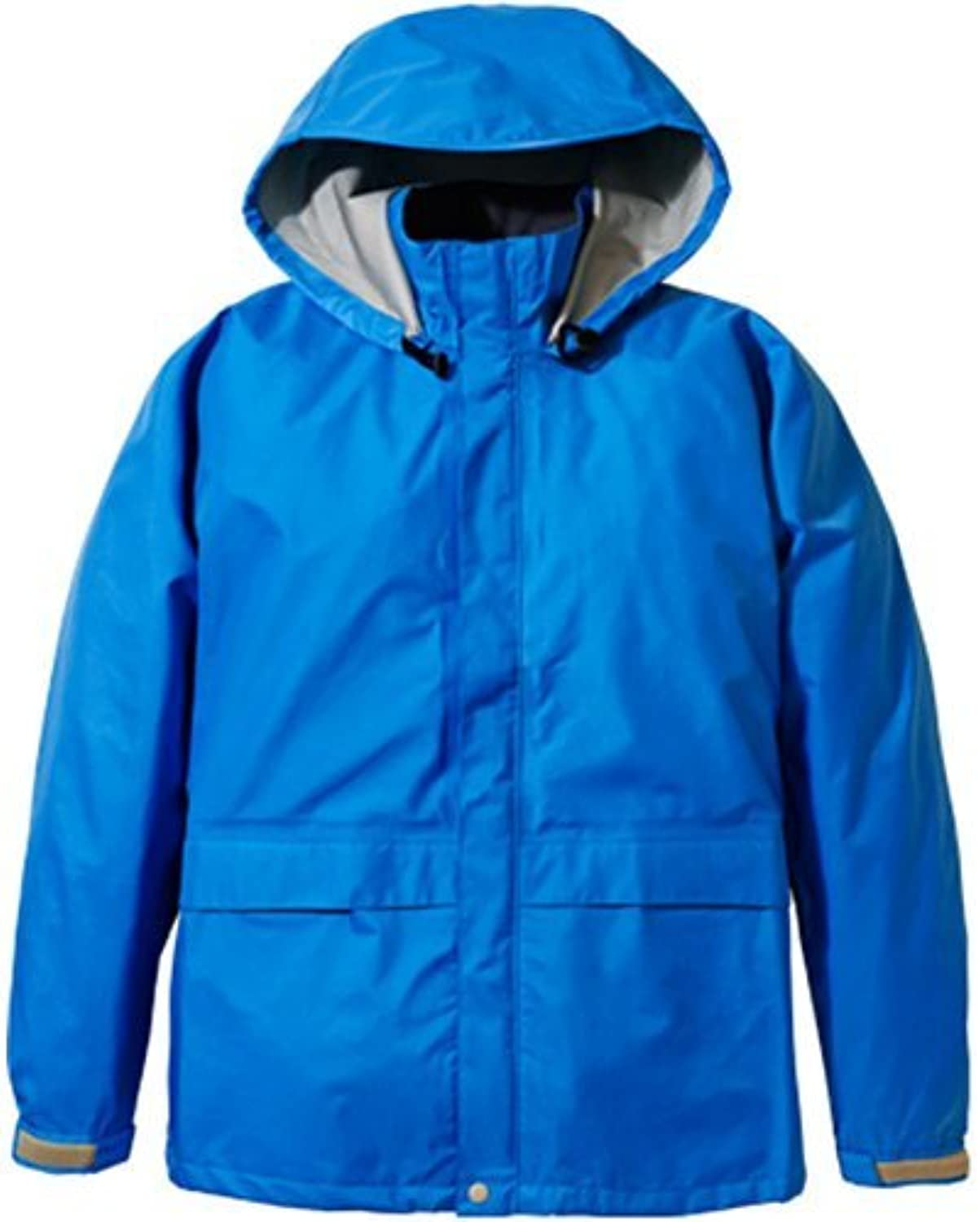 Aspromonte (PuroMonte) GoreTex rain jacket for men [Japan domestic production goods] Royal blueee SJ135M RBL M