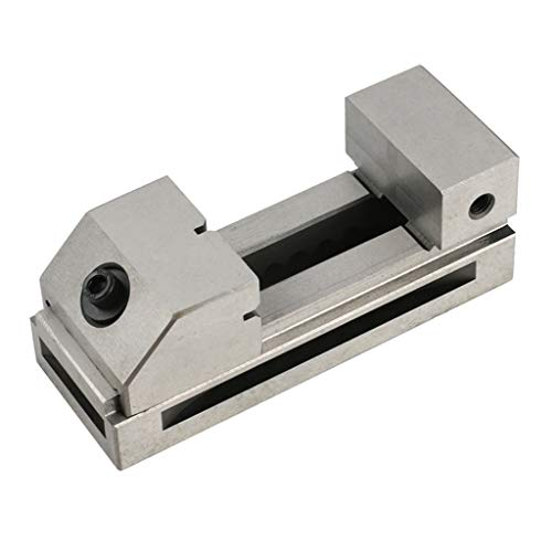 ZZHJYD HUQGYYP Máquina de Alta precisión Vise 2'2 Pulgadas Rápida Vise CNC Vise GAD Pinzas Vice Plain Vice para Máquina EDM de molienda de molienda