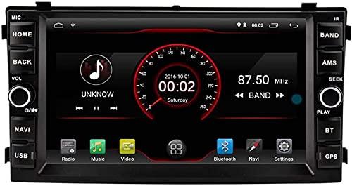 WJYCGFKJ 7'Android 10 Car Stereo Radio Navigazione per Kia Ceed Venga 2007 2008 2009 Dab Multimedia GPS WiFi USB Bluetooth unità di Testa Carplay Controllo del Volante