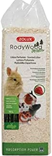 """Zolux""""Rody Wood"""" Nature Scented Litter 16L- Strawberry"""