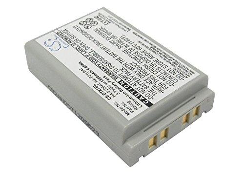 Cameron Sino Rechargeble Batería Compatible con Casio DT-X7M10R (1880mAh)