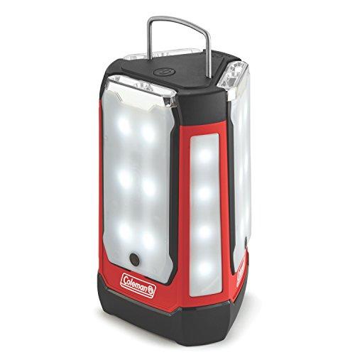 Coleman 3-Panel 600l LED Lantern