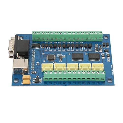 F-MINGNIAN-TOOL, 1 set Stepper Motor Driver USB 5 Axle 100K Control Card Voor Mach3 +3 Stks TB6600 Driver Board CNC Motion Control Set