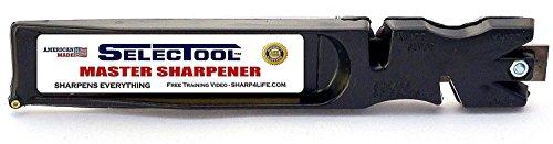 Selectool SEL001 Master Sharpener, Black