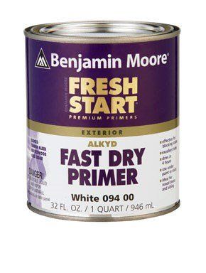 Best Primer: Benjamin Moore Fresh Start