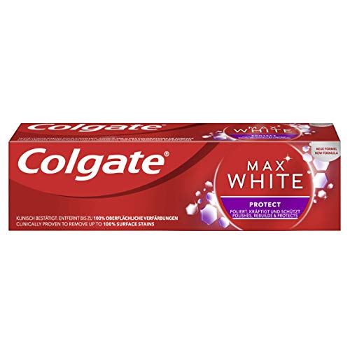 Colgate Max White Protect tandpasta, 75 ml