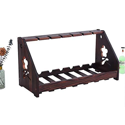 GUOQING También se Puede Usar como decoración Mueble botellero de pie (Size : 34.5cmx28.5cmx48.5cm)