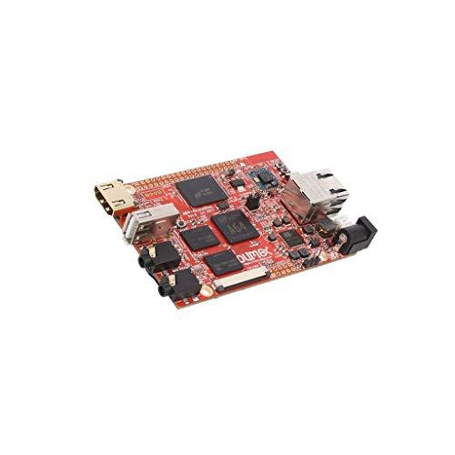 A64-OLINUXINO-1GE4GW Oneboard computer RAM: 1GB Flash: 4GB Allwinner A64 Quad-Co