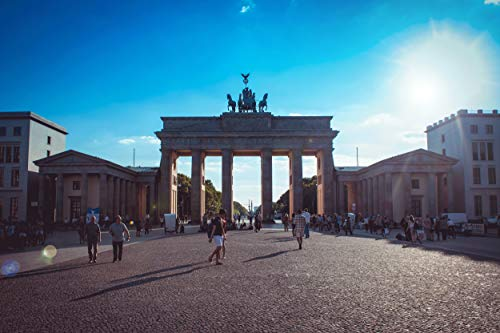 From the Third Reich to the Cold War: a virtual walking tour of Berlin in the twentieth century
