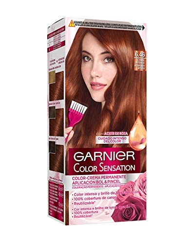 Garnier Color Sensation 6.46 Intense copper