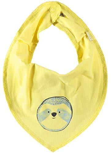 NAME IT SOMMER Baby Dreiecktuch Halstuch Nitmix aus Baumwolle (Hetus gelb)