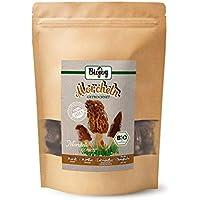 Biojoy Colmenillas deshidratadas Ecológicas, clase A, sin pie-Morchella Conica (50 gr)