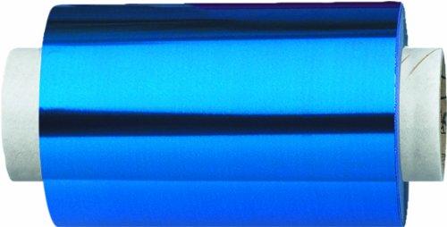 Fripac-Medis Papel de aluminio, 12 cm x 150 m, color azul