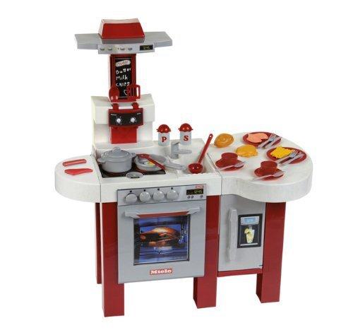 Theo Klein 9123 - Miele Cocina Deluxe Con Numerosos Accesorios