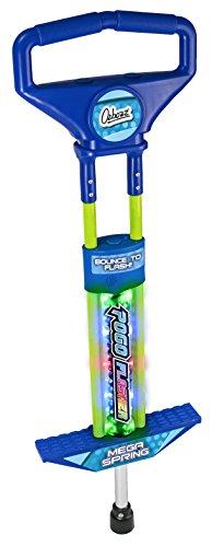 Ozbozz Go Light Up Pogo Stick