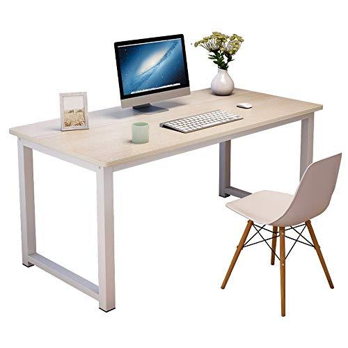 LJPzhp-Office Escritorio de computadora Ensamblable Escritorio de la computadora de Escritorio Principal de Simple Escritorio de Oficina Modernos Escritorio Juegos Tabla Estable Notebook Desk