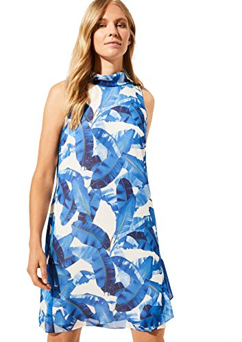 Comma Womens 8t.006.82.5350 summer-dress Dress,  01c9, 40