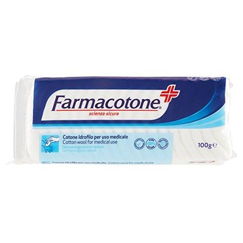 farmacotone–Baumwolle hydrophil, für medizinische Verwendung, Wissenschaft sicher–100g
