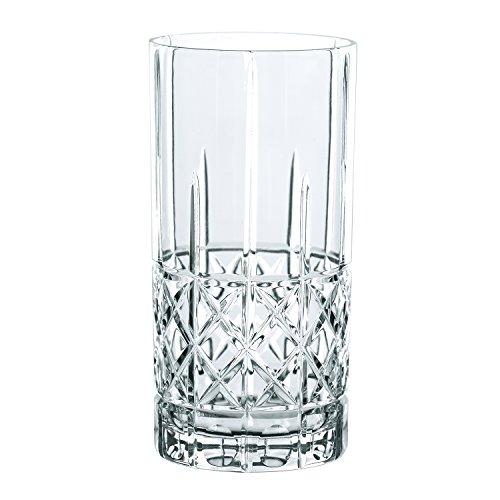 Spiegelau & Nachtmann, 4-teiliges Longdrink-Set, Kristallglas, 445 ml, Highland, 0097784-0 - 8