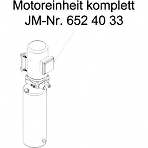 JMP MOTOREINHEIT komplett JMP Fox 4000 H